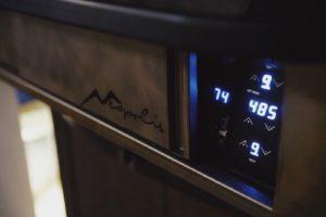 Neapolis Oven Controls