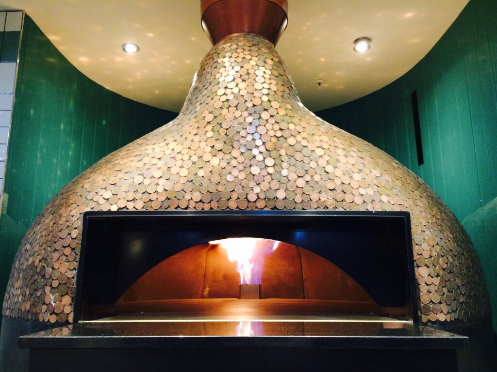 Pavesi Forni Pizza Oven